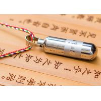 Buy cheap Titanium Steel Buddhist Symbol Necklace Religious Belief Column Shape product