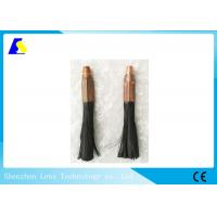 Buy cheap CE Weld Cleaning Brush Conductive Carbon Fiber Filament For Polishing / Cleaning from wholesalers