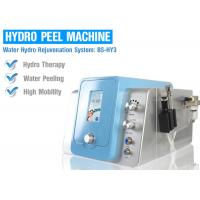Buy cheap Diamond 3 In 1 Microdermabrasion Machine , Water Oxygen Jet Peel Machine Touch Screen from wholesalers