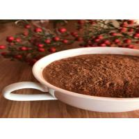 Healthy Unsweetened Dark Brown Cocoa Powder , Alkalized Baking Cocoa Powder
