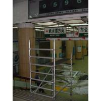 Buy cheap Professional Custom Mobile Tower Scaffold / Scaffolding Mobile Tower Aluminum alloy For Inspecting Roof from wholesalers