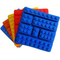 Buy cheap Eco-friendly Custom Logo Hot Sales Reusable Silicone Ice Tray from wholesalers
