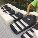 160-170LM / W 100w Led Street Lighting Die Castting Aluminum Black / Gray Case hot selling 2018