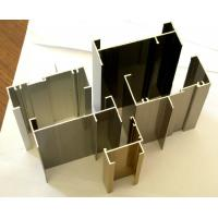 Buy cheap Sliding Aluminium Window Frame Profiles Lightweight T5 / T6 Smooth Surface from wholesalers