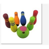 Buy cheap EVA foam bowling toy/mini bowling toy for kids from wholesalers