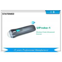 Buy cheap Handheld Ultrasound Scanner  Probe With Wifi , 3.5MHz / 5MHz Wireless Ultrasound Machine from wholesalers