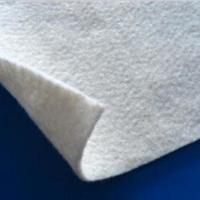 Buy cheap White Color PET Geotextile Stabilization  Fabric Non Woven Light weight UV Resistance from wholesalers