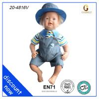 Buy cheap soft silicone baby doll for sale/full body silicone baby/full body soft silicone babies for sale from wholesalers