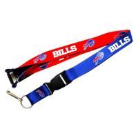 Buy cheap flat polyester neck lanyard with reflective string(neck strap/key chain/mobile phone lanyard/) from wholesalers
