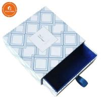 Buy cheap 157 Gsm Coated Paper Gift Packaging Box For Wedding Keepsake Storage from wholesalers