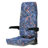 Buy cheap Fine Stitches Semi Sleeper Seats , Comfortable Bus Seats Weft Knitting Fabric from wholesalers