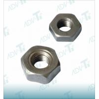 Buy cheap DIN 934 Hexagon Titanium Nuts , Polishing Auto Industry Wheel Nut from wholesalers