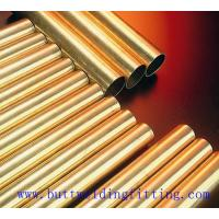 Buy cheap Air Conditioning Copper Nickel Tube Seamless Or Welded Type Size 1-96 Inch from wholesalers