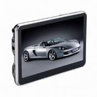 Buy cheap GPS Navigator with 5-inch Display and 468MHz CPU Frequency from wholesalers