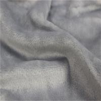 Buy cheap Micro Velboa Soft Toy Making Fabric Customized Color 1.5mm~8mm Pile from wholesalers