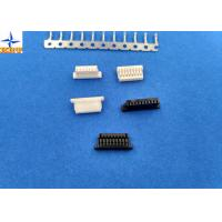 Buy cheap single row housing wire to board connector 1.00mm pitch 04 to 10 Pin with lock for Laptop from wholesalers