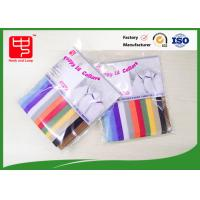 Buy cheap Reusable Micro hook & loop straps Puppy Pet Collars Various Color 10 * 350mm from wholesalers