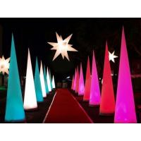 Buy cheap Exhibit Party Light Inflatable Cone for Stage and Wedding Decoration from Wholesalers