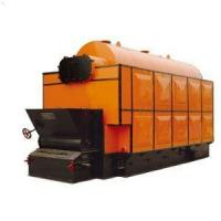 Buy cheap Multifunction Biomass Wood Boiler 2GC - 5 × 6 Water Pump Low Consumption from wholesalers
