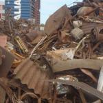 Buy cheap steel scraps, hms1/2, used rails, scraps from wholesalers