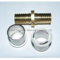 Buy cheap M18 male thread Metric thread Brass Hose fittings,OEM and ODM service from wholesalers
