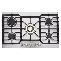 Buy cheap Household Appliance Blue Flame Gas Stove Used Stove Parts JZS75005A from wholesalers