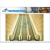 Buy cheap 30 Degree Automatic Escalator , 600mm Step Width Moving Walks from wholesalers