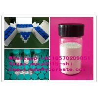 Buy cheap Sermorelin  Inhibitor Polypeptide 99% Pharmaceutical Raw Materials White Powder/86168-78-7 from wholesalers