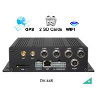 Buy cheap 4 Channels H.264 Mobile DVR DV-445 from wholesalers