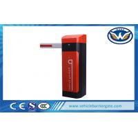 Buy cheap Motorised Remote Control Automatic Barrier Gate For Community Parking Area from wholesalers