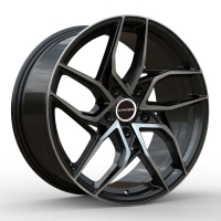 Buy cheap Lightweight 17 Inch 18 Inch Jantes 5×114.3 5×112 5×120 Aftermarket Mag Wheels from wholesalers