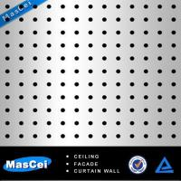 Buy cheap Aluminum Ceiling Tiles and Aluminium Ceiling for Fabric Acoustic Wall Panel from wholesalers