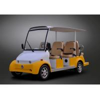Buy cheap EQ8061 4 wheels sightseeing/tour bus for transportation from wholesalers