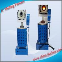 Buy cheap JC Mini Induction Copper Scrap Gold Melting Furnace Price from wholesalers