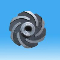 Buy cheap Impeller Ductile Iron Grey Iron Centrifugal Pump Impeller from wholesalers