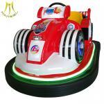 Buy cheap Hansel buy indoor sports kids ride game machine amusement bumper car factory from wholesalers