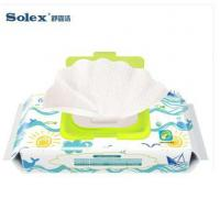 Buy cheap International certification Solex brand Newborns 0-3 months dedicated wet wipes best huggies warmer Target  baby wipes from wholesalers