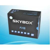 Buy cheap newest original skybox f3s satellite receiver software download 1080p receiver support gprs skybox f3s from wholesalers