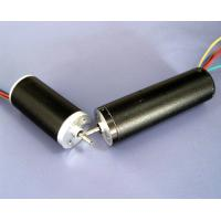 Buy cheap Tubular Electric Brushless DC Motor , 4 or 6 wire 24 V 3 Phase from wholesalers