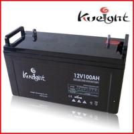 Buy cheap Deep cycle gel battery 12V 100Ah from wholesalers