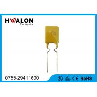 Buy cheap Square type Thermal 60 v Polyswitch Resettable Fuse for Over Current Protection from wholesalers