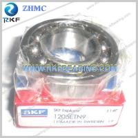 Buy cheap Self-Aligning Ball Bearing SKF 1205ETN9 25X52X15mm with Cylindrical Bore from wholesalers
