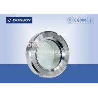 Buy cheap ISO9001 / 2008 DN25-DN150 Basic weld on sight glass for  pharmacy from wholesalers