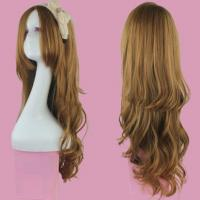 Buy cheap Factory Price 100% Best Quality Kanekalon Synthetic Hair Wigs SyntheticFull Lace from wholesalers
