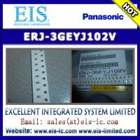 Buy cheap ERJ-3GEYJ102V - PANASONIC - Thick Film Chip Resistors product