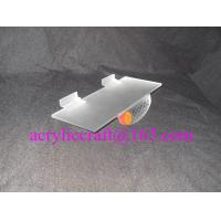 Buy cheap Wall Mounted Acrylic Shoe Display Stand / Rack For Sale from wholesalers