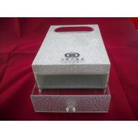 Buy cheap Acrylic Hotel Restaurant Room Daily Article Drawer Acrylic Case Holding Box from wholesalers
