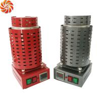 Buy cheap JC Small Industrial Aluminum Bronze Zinc Melting Furnace for Sale from wholesalers