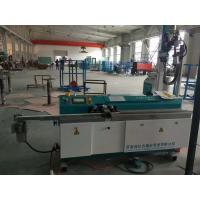 Buy cheap Custom Made Butyl Extruder Machine For Spreading Aluminum Spacer Frames from wholesalers