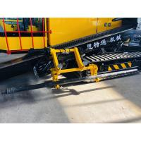 Quality Stable Performance Underground Boring Machine Fast Travelling And Tracking Speed for sale